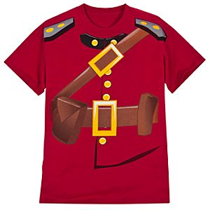 Epcot World Showcase Canada Pavilion Mounties Costume Tee for Boys