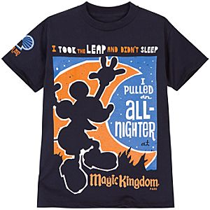 One More Disney Day Walt Disney World Tee for Kids