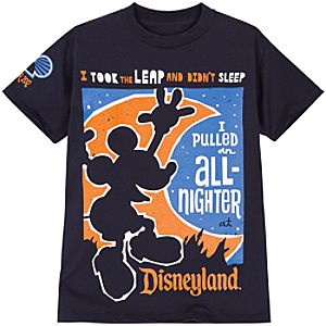 One More Disney Day Disneyland Tee for Kids