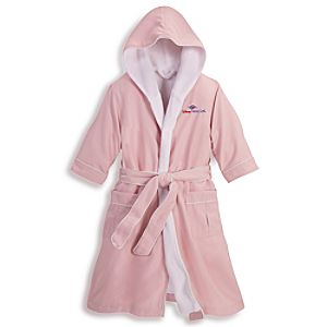 Disney Cruise Line Robe for Girls