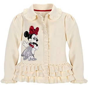 Minnie Mouse Jacket for Girls