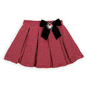 Minnie Mouse Skirt for Girls