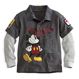 Mickey Mouse Tee for Boys - Walt Disney World