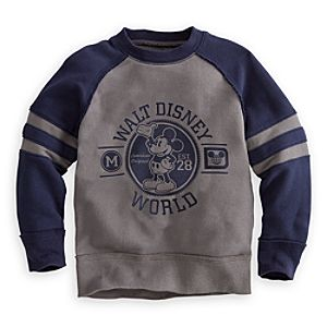 Mickey Mouse Sweatshirt for Boys - Walt Disney World
