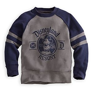 Mickey Mouse Sweatshirt for Boys - Disneyland