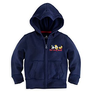 Mickey Mouse and Friends Hoodie for Boys - Walt Disney World