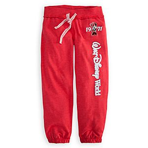 Minnie Mouse Sweatpants for Girls - Walt Disney World