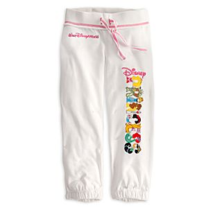 Disney Princess Sweatpants for Girls - Walt Disney World