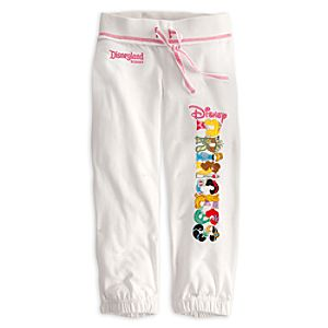 Disney Princess Sweatpants for Girls - Disneyland