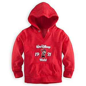 Minnie Mouse Hoodie for Girls - Walt Disney World
