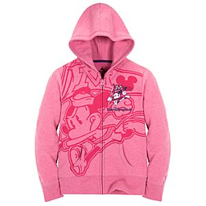 Mickey Mouse Hoodie for Girls