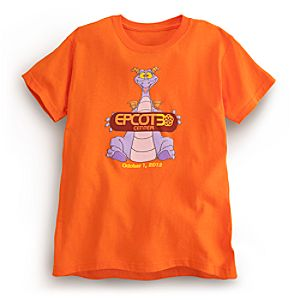 EPCOT 30th Anniversary Figment Tee for Kids