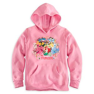 Disney Princess Hoodie for Girls - Walt Disney World