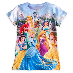 Disney Princess Storybook Tee - Walt Disney World