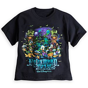 Mickey Mouse and Friends Tee for Boys - Walt Disney World - Halloween 2013