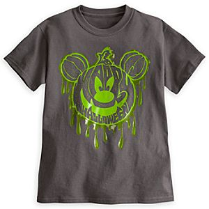Mickey Mouse Halloween Tee for Boys - Walt Disney World