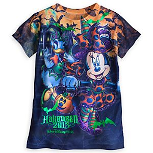 Minnie Mouse and Friends Tee for Girls - Walt Disney World - Halloween 2013
