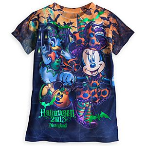 Minnie Mouse and Friends Tee for Girls - Disneyland - Halloween 2013