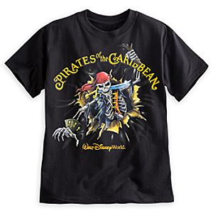 Pirates of the Caribbean Tee for Boys - Walt Disney World