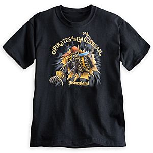Pirates of the Caribbean Tee for Boys - Disneyland