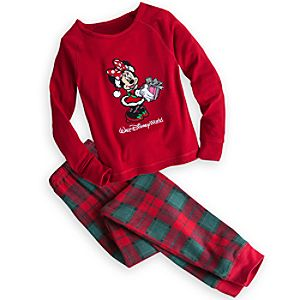 Minnie Mouse Holiday PJ Pal for Girls - Walt Disney World