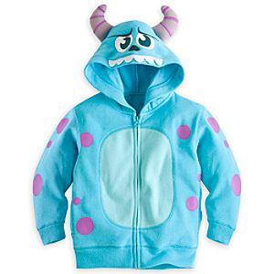 Sulley Hoodie for Boys - Monsters University