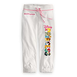 Disney Princess Letter Sweatpants for Girls - Walt Disney World