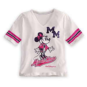 Minnie Mouse Tee for Girls - Walt Disney World