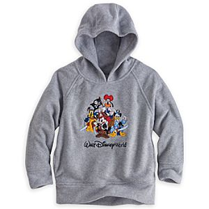 Mickey Mouse Pirates of the Caribbean Fleece Hoodie for Boys