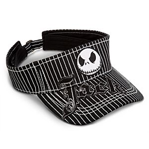 Jack Skellington Visor for Adults