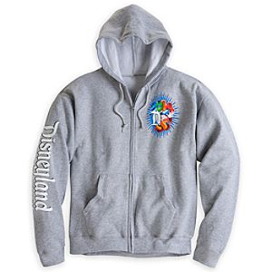 Sorcerer Mickey Mouse and Friends Hoodie for Adults - Disneyland 2014
