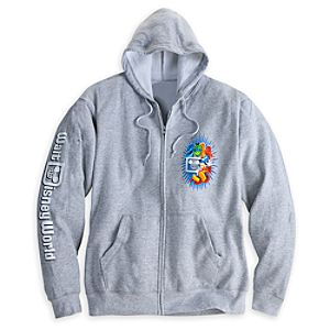 Sorcerer Mickey Mouse and Friends Hoodie for Adults - Walt Disney World 2014