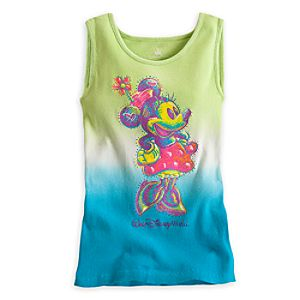Minnie Mouse Ribbed Tank Top for Women - Walt Disney World