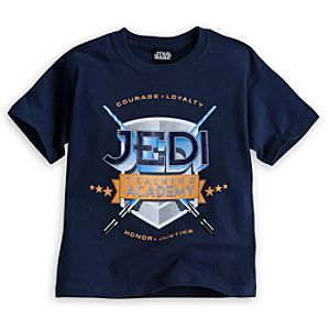 Jedi Training Academy Tee for Kids