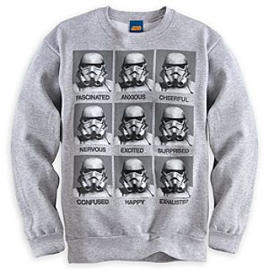 Stormtroopers Sweatshirt for Kids - Star Wars