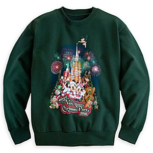 Mickeys Very Merry Christmas Party Sweatshirt for Kids - Walt Disney World - Limited Availability
