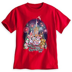 Mickeys Very Merry Christmas Party Tee for Kids - Walt Disney World - Limited Availability