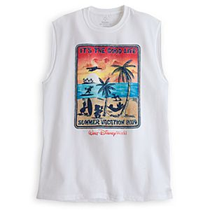 Walt Disney World Summer Vacation 2014 Tee for Adults