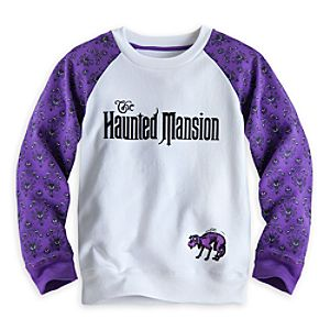 The Haunted Mansion Sweatshirt for Girls
