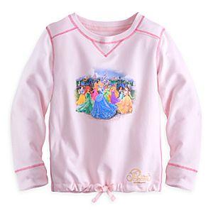 Disney Princess Sweatshirt for Girls - Walt Disney World