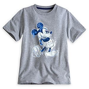 Mickey Mouse 28 Tee for Boys