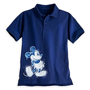Mickey Mouse 28 Polo Shirt for Boys