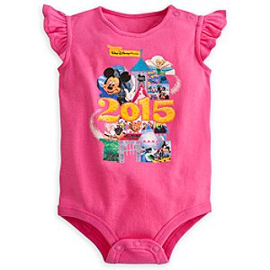 Mickey Mouse and Friends Bodysuit for Baby - Walt Disney World 2015