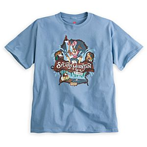 Splash Mountain Tee for Kids - 25th Anniversary - Disneyland - Limited Availability