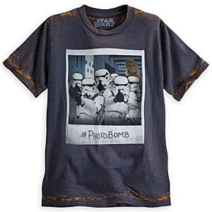 Stormtroopers Tee for Boys - Star Wars