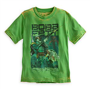 Boba Fett Tee for Boys - Star Wars