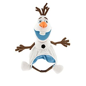 Olaf Plush Hat for Kids