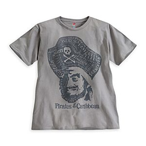 Pirates of the Caribbean Tee for Kids - Limited Availability