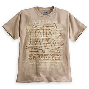 Disneylands Big Thunder Mountain Railroad 35th Anniversary Tee for Kids - Limited Availability