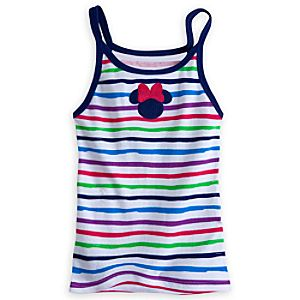 Minnie Mouse Icon Tank Tee for Girls